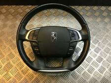 11-15 CITROEN DS4 MULTIFUNCTION LEATHER STEERING WHEEL WITH AIRBAG