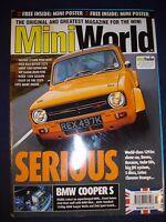 Mini World - Miniworld  # March 2002 - Cooper -  Van - 1275