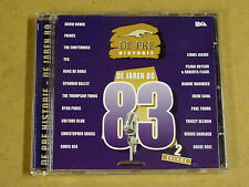 CD / DE PREHISTORIE DE JAREN 80 1983 - VOLUME 2