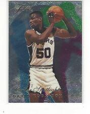 1994-95 FLAIR BASKETBALL CENTER SPOTLIGHT INSERT DAVID ROBINSON #5 OF 6 SA SPURS