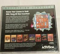 Activision's Atari 2600 Action Pack 3 - PC CD-ROM Windows 95 Game