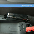 In-Car Carbon Fiber Style Hand Brake Protector Decoration Cover Car Accessories