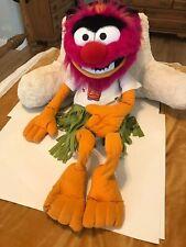 "Jim Henson Animal Muppet Plush By Nanco 40"" Used"