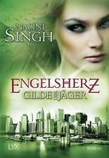 Engelsherz / Gilde der Jäger Bd.9 ► Nalini Singh (2017, Taschenbuch) ►►UNGELESEN