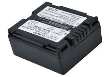 Li-ion Battery for Panasonic VDR-M75 PV-GS29 SDR-H250EG-S NV-GS180EF-S NV-GS10