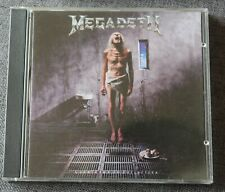 Megadeth, countdown to extinction, CD
