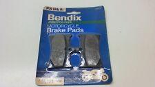 ktm 1987 250 Enduro  250 MX  350 Enduro 500 MX  80 MX front brake pads bendix