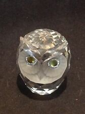 SWAROVSKI RETIRED SMALL OWL 010016