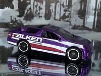 Matchbox '08 Holden UTE SSV MBX '21 Truck Series 6/12 Purple Loose VHTF!!!!