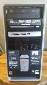 Compaq Presario SR1620NX Desktop PC - Windows 2000 Professional