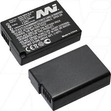 7.4V 850mAh Replacement Battery Compatible with Panasonic DMW-BLD10E