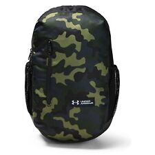 Under Armour UA 17L Roland Backpack Book Bag - Color Outpost Green Camo - NEW!
