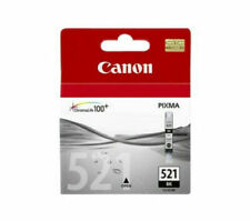 CANON CLI-521BK - Inkjet / getto d'inchiostro - CARTUCCIA ORIGINALE - NERO -