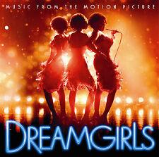 DREAMGIRLS ( NEW SEALED CD ) ORIGINAL FILM SOUNDTRACK / JENNIFER HUDSON BEYONCE