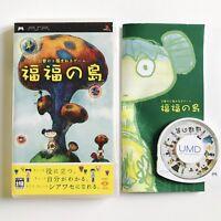 Fuku Fuku no Shima - Jeu Sony PSP - Complet - NTSC-J JAP