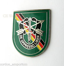 US 10TH SPECIAL FORCES AIRBORNE EUROPE LAPEL PIN BADGE 1.5 INCHES