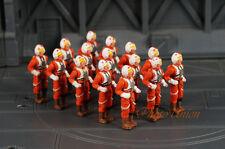 Hasbro Star Wars Micro Machines 1:72 Soldier Figure Rebel X-Wing Pilot A 15pcs