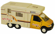 DIECAST RV ACTION TOY MINI MOTOR HOME