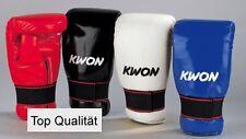 Handschutz Semi-Tec von KWON, für Karate,Ju Jutsu, TKD, Pointfighting, weiß XL