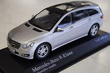 Mercedes R-Klasse 2010 silber 1:43  Minichamps neu & OVP