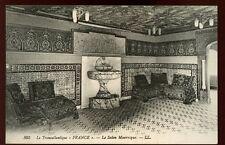 Shipping SS FRANCE Transatlantic Salon Mouresque Louis Levy LL PPC