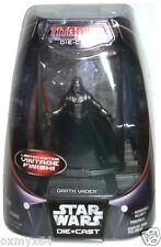Star Wars Titanium Die-Cast Darth Vader Vintage Figure!