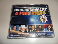 CD  Various - Schlagernacht & Partyhits