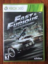 Xbox 360 Fast & Furious Showdown SEALED New