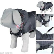 Manteau gris pour chien