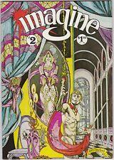 IMAGINE #2 (June 1978) P Craig Russell Star Reach VF 8.0