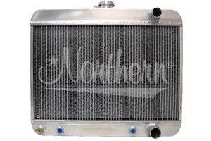 1962-65 Chevrolet Chevy II, Nova Radiator (V8)