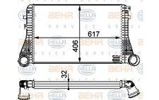 HELLA Radiador de aire admisión para VW GOLF SEAT AUDI A3 8ML 376 723-541