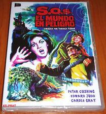 S.O.S. EL MUNDO EN PELIGRO / ISLAND OF TERROR - English Español - Precintada