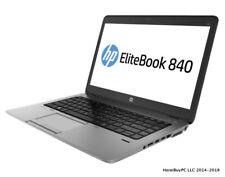 "HP EliteBook 840 G2 14"" LCD Notebook - Intel Core i5 8GB RAM 180GB SSD Win10Pro"