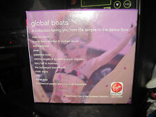 global beats The Virgin Mega Music From the temple to the dance Floor cd