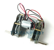 HengLong Tank 3869 3879 3888 3888A 3899 3899A M+L 59cm Zink Alloy Metal Gearbox
