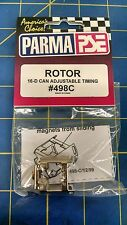 Parma 498C Rotor 16-D Can Adjustable Timing 1/24 slot car Mid America