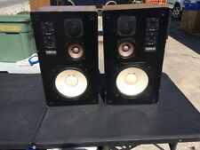 Yamaha NS-344 Vintage Speakers FREE SHIPPING
