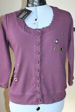 Semi Fitted No Pattern Cotton Tops & Shirts Size Petite for Women