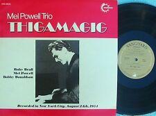 Mel Powell Trio UK Reissue LP Thigamagig NM Vanguard '74 VRS8502 Jazz Swing MONO