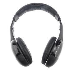 MH2001bluetooth Inalámbrico Auriculares HiFi Estéreo FM Radio monitoreo para TV