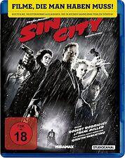 Sin City [Blu-ray](FSK 18 Sonderversand /NEU/OVP) von Robert Rodriguez und Frank