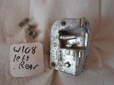 Mercedes Benz Door Latch Left Rear W108 Fintail Türschloß mit Sperre links W111
