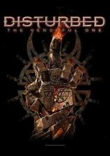 DISTURBED - THE VENGEFUL ONE - FABRIC POSTER - 30x40 WALL HANGING - 1192