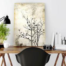 Birds in Trees Craft Stencil- Size MEDIUM -  By Cutting Edge Stencils