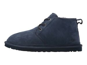 UGG NEUMEL NEW NAVY Men's Suede Low Chukka Ankle Boots 3236