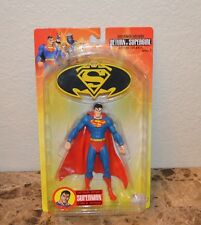 DC Direct Return of Supergirl Action Figure Series 2 Superman Batman Comic