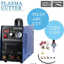 50A Plasma Cutter Pilot Arc 110/220V CNC Compatible Plasma Cutting Torch WSD60P