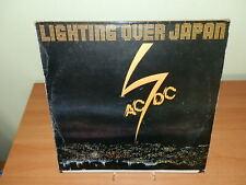 AC/DC LIGHTING OVER JAPAN 1982 LP VINILE USATO SICURO