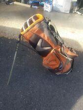 Callaway Golf Stand Bag 7 Way Top Black/Orange